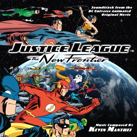 Justice League: The New Frontier 正义联盟:新的边际