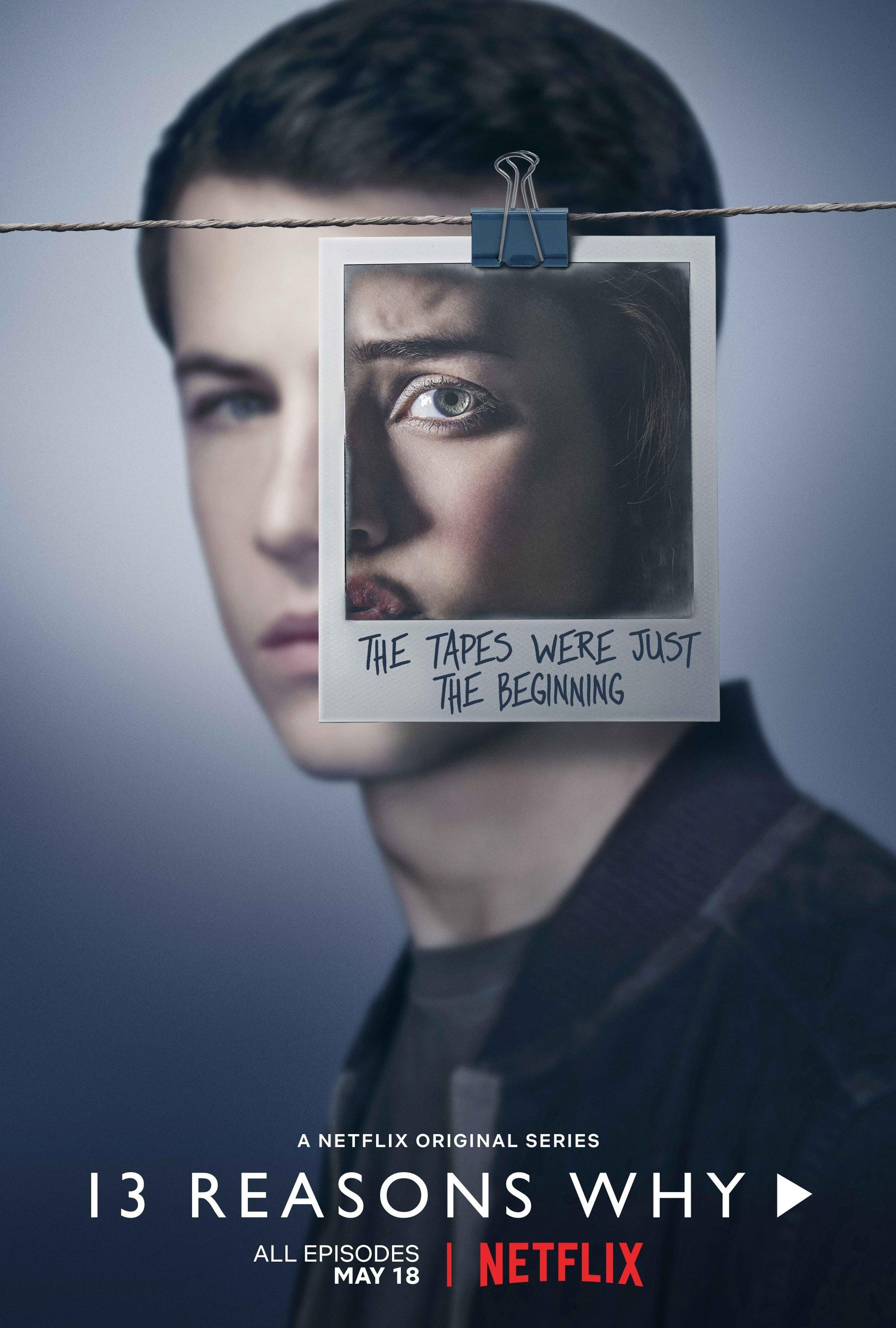 13 Reasons Why Season 2 十三个原因 第二季