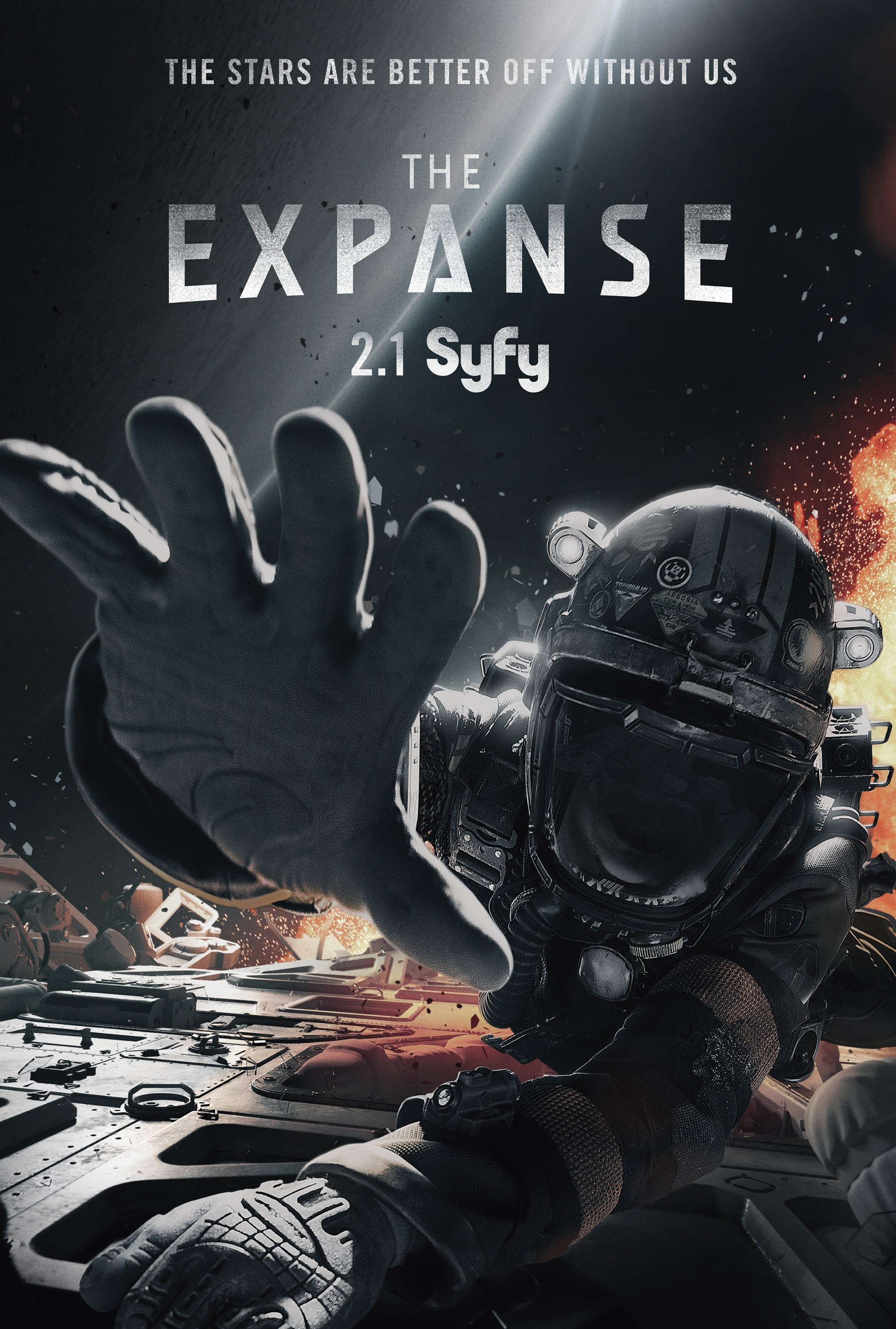 The Expanse Season 2 无垠的太空 第二季