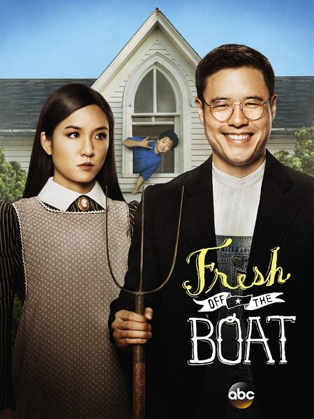 Fresh Off The Boat Season 1 初来乍到