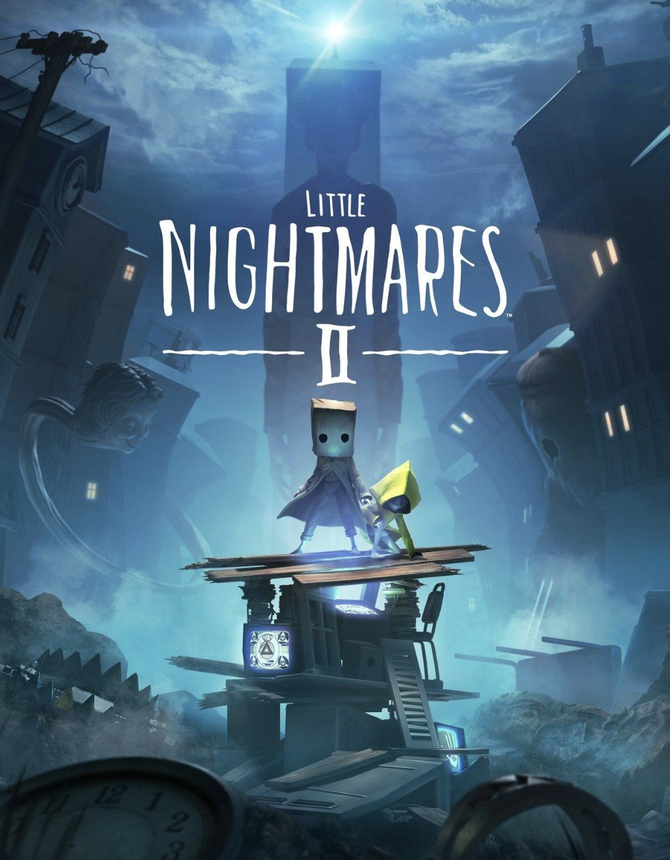 Little Nightmares II 小小梦魇2