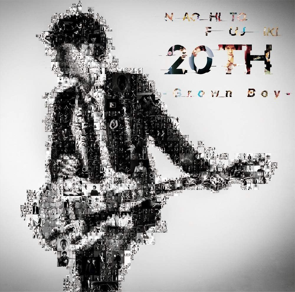 20th‐Grown Boy‐