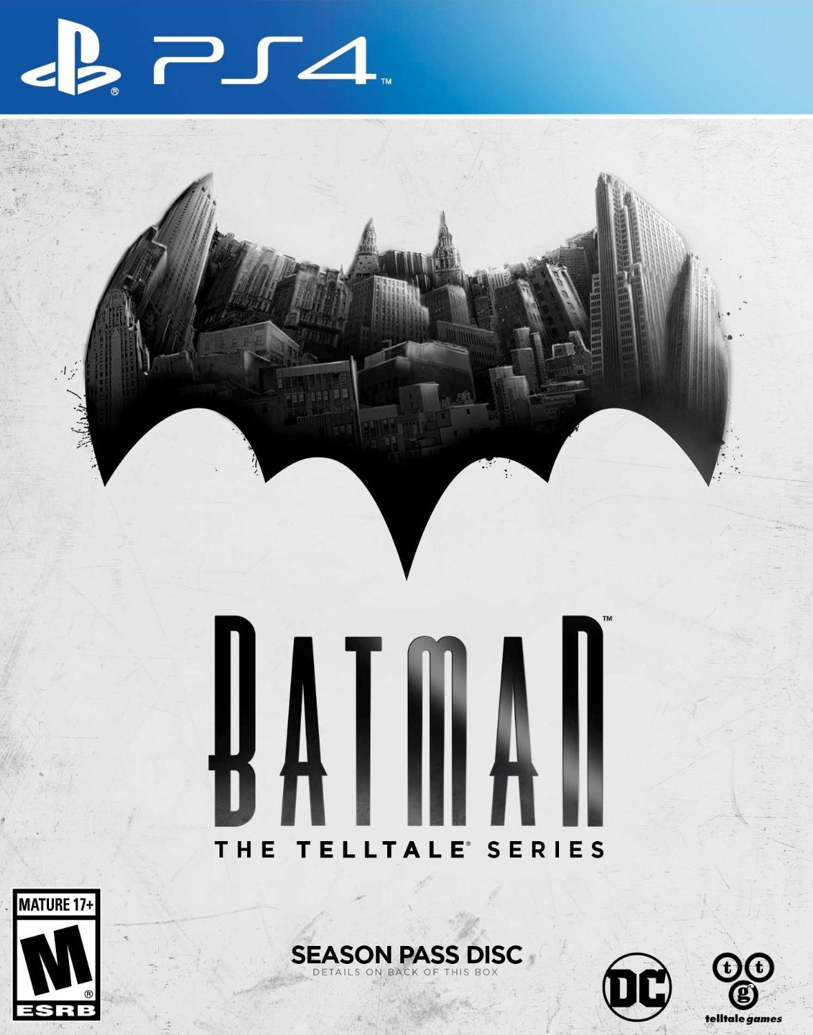 Batman: The Telltale Series 蝙蝠侠:秘密系谱