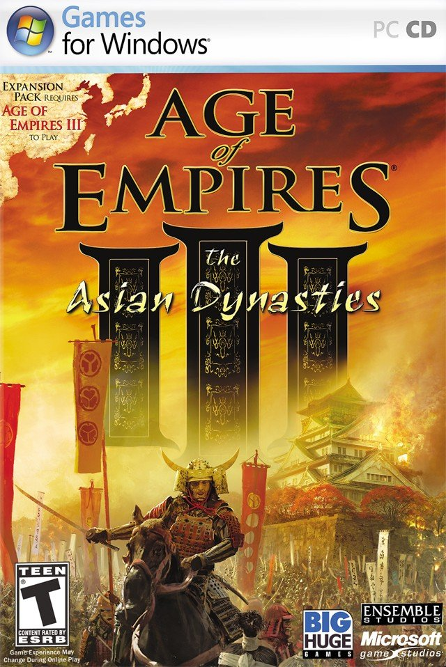 Age of Empires III: The Asian Dynasties 帝国时代3:亚洲王朝