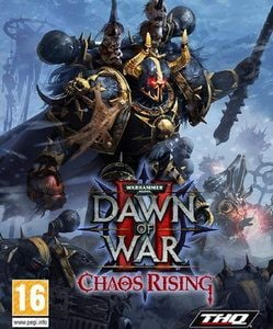 Warhammer 40000: Dawn of war II: Chaos Rising 战锤40K:战争黎明 II:混沌崛起