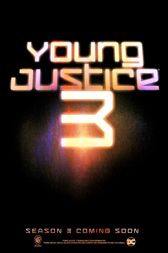 Young Justice: Outsiders 少年正义联盟 局外人