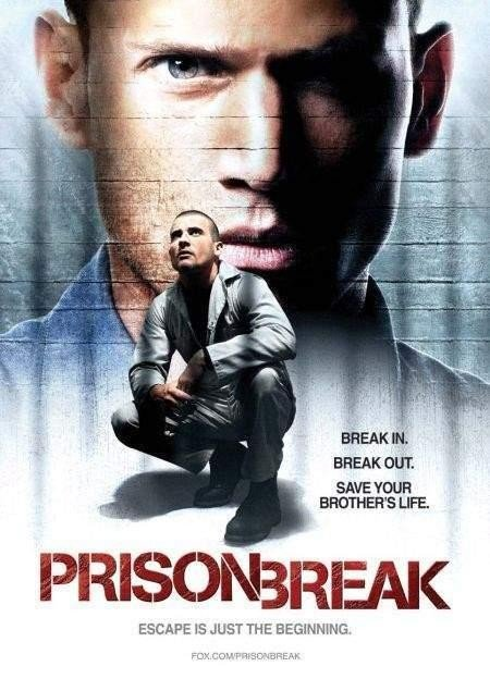 Prison Break (Season 1) 越狱 第一季