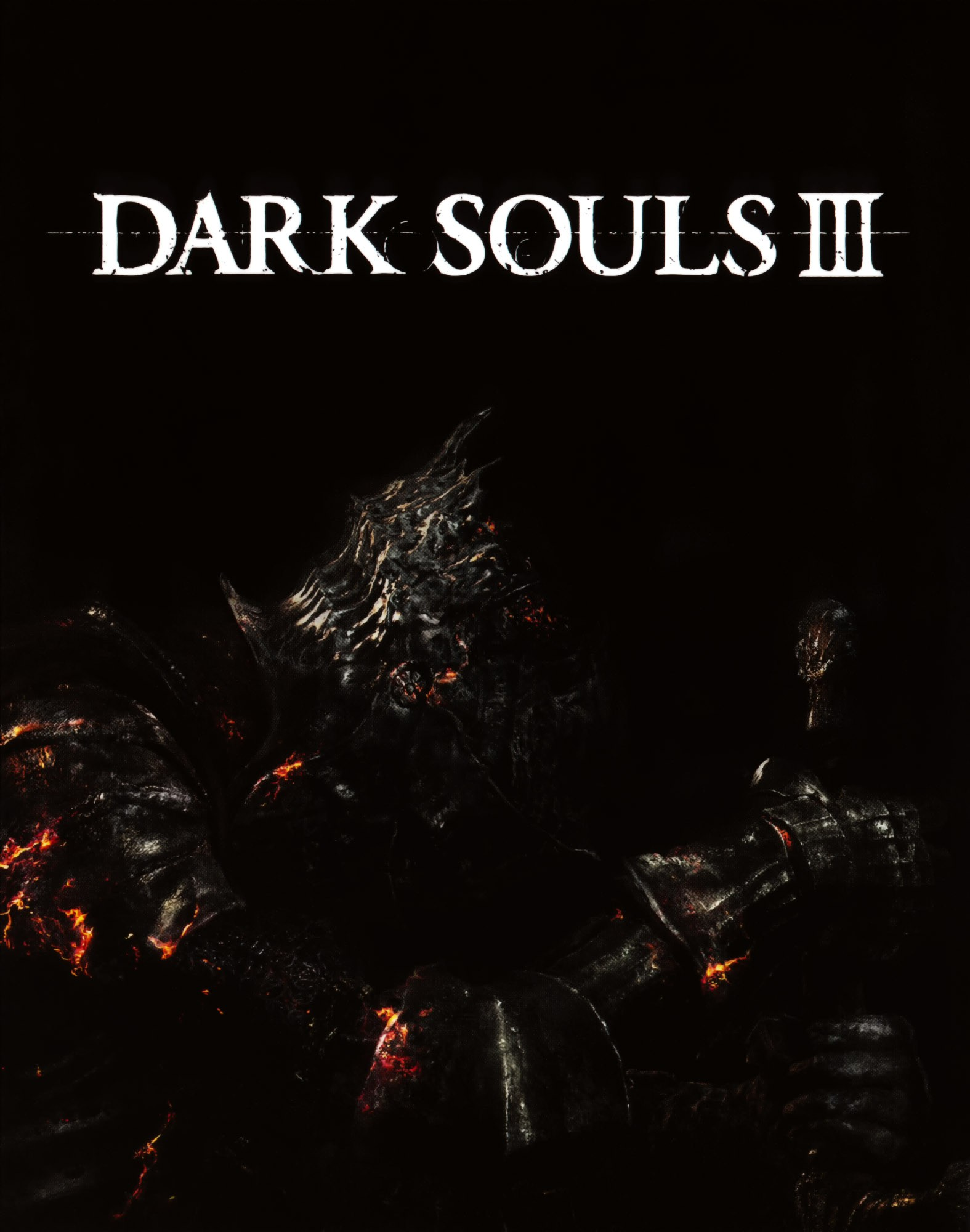 DARK SOULS III THE FIRE FADES EDITION Original Soundtrack 黑暗之魂3 THE FIRE FADES OST