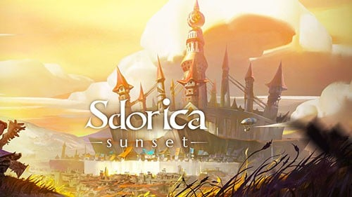 Sdorica-sunset- 万象物语
