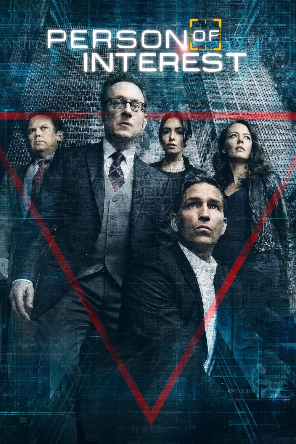 Person of Interest (Season 5) 疑犯追踪 第五季