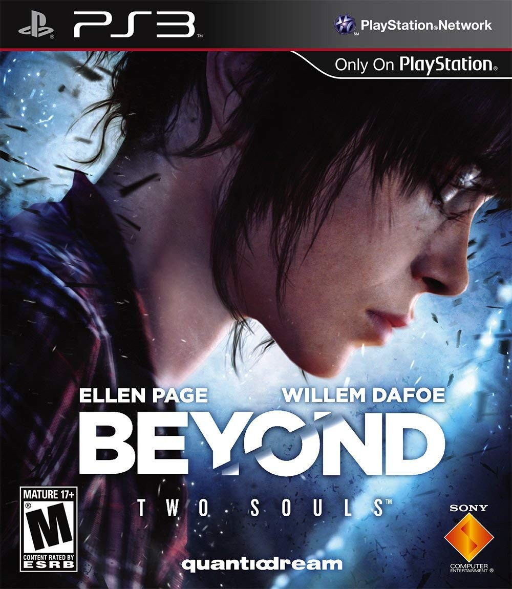 Beyond: Two Souls 超凡双生