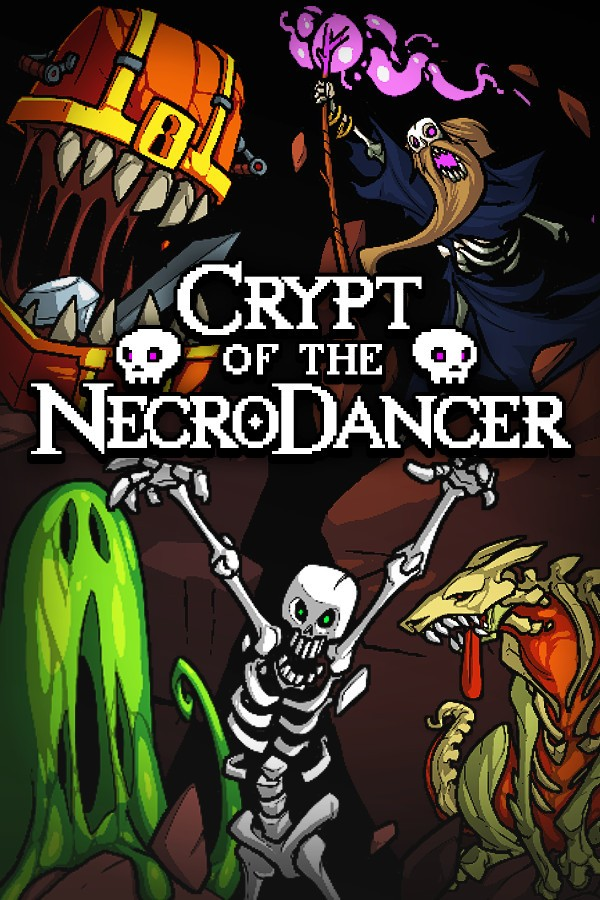 Crypt of the NecroDancer 节奏地牢