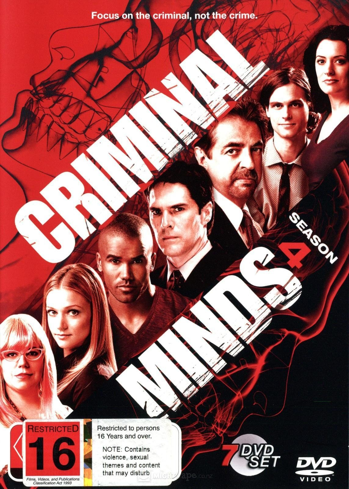 Criminal Minds (Season 4) 犯罪心理 第四季