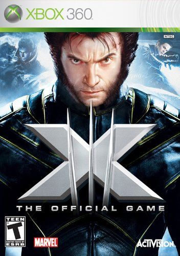 X-men: The Official Game X战警:官方游戏