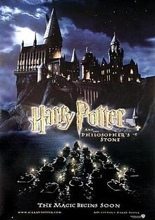 Harry Potter and the Sorcerer's Stone 哈利·波特与魔法石