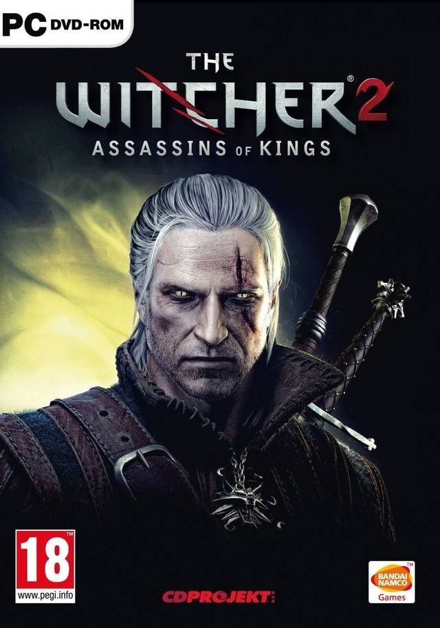 The Witcher 2: Assassins of Kings 巫师2:国王刺客
