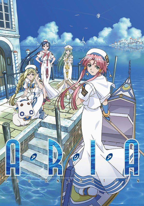 ARIA The ANIMATION 水星领航员