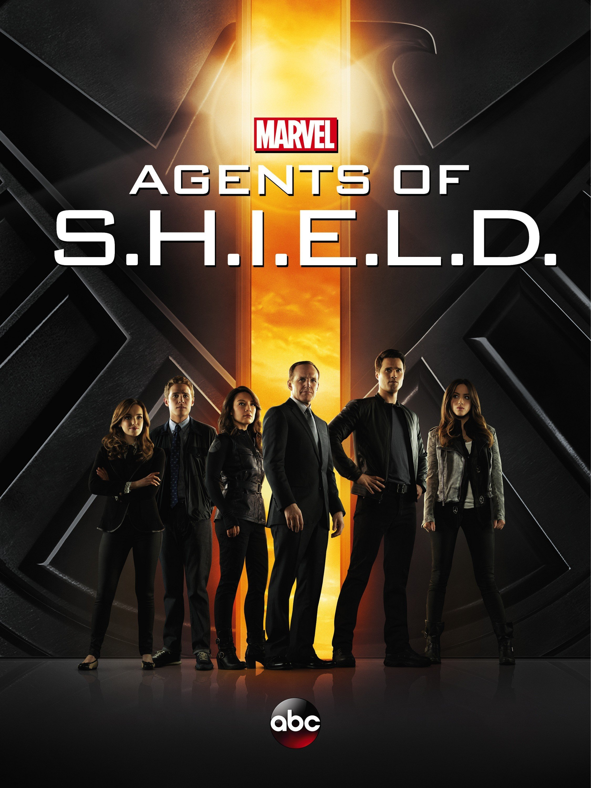 Agents of S.H.I.E.L.D. (Season 1) 神盾局特工 第一季
