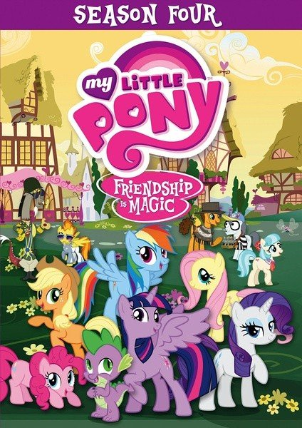 My Little Pony: Friendship Is Magic : S4 小马驹G4 第四季