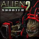 Alien Shooter 2 孤胆枪手2