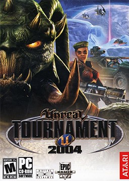 Unreal Tournament 2004 虚幻竞技场2004