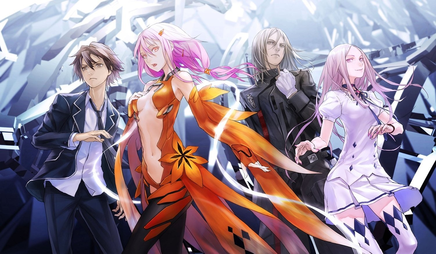 GUILTY CROWN REARRANGE CD