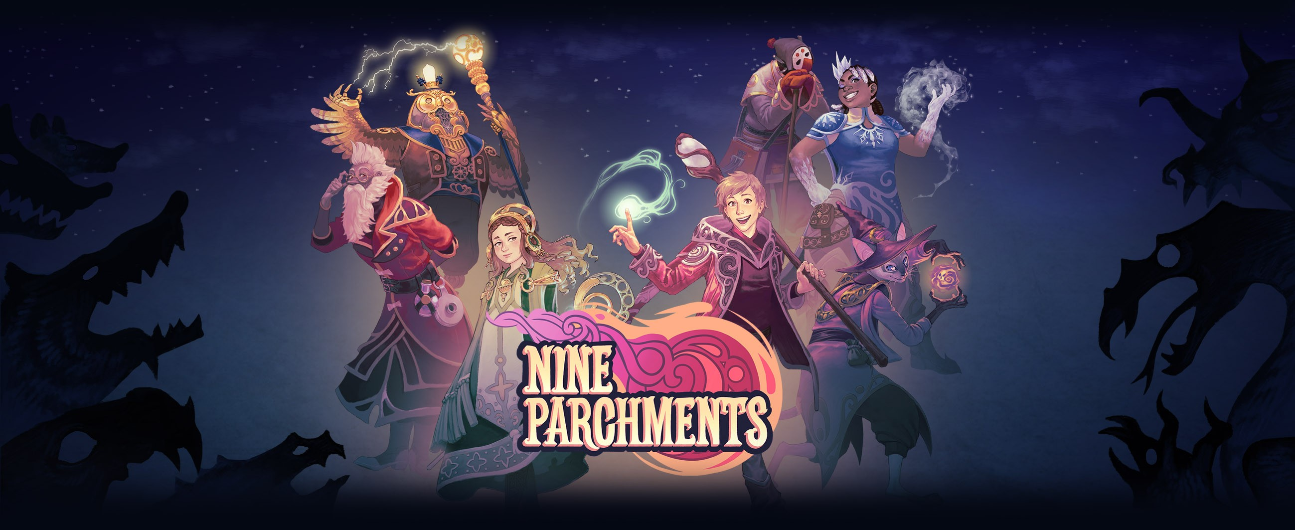 Nine Parchments 九张羊皮纸