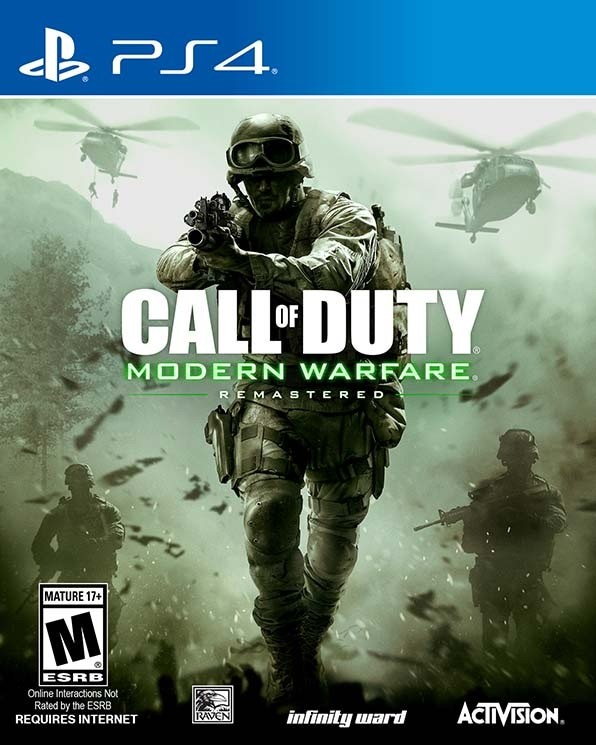 Call of Duty: Modern Warfare Remastered 使命召唤:现代战争 复刻版