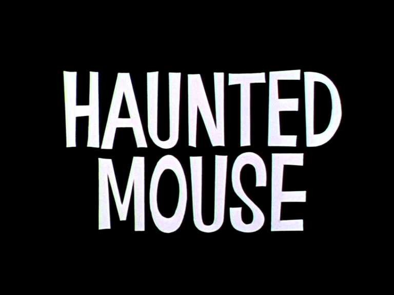 Haunted Mouse 作祟的老鼠