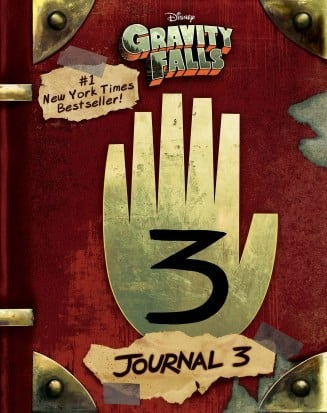 Gravity Falls: Journal 3 怪诞小镇:日志3
