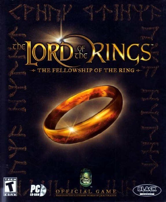 The Lord of the Rings: The Fellowship of the Ring 指环王:护戒使者
