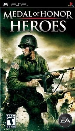 Medal of Honor: Heroes 荣誉勋章:英雄
