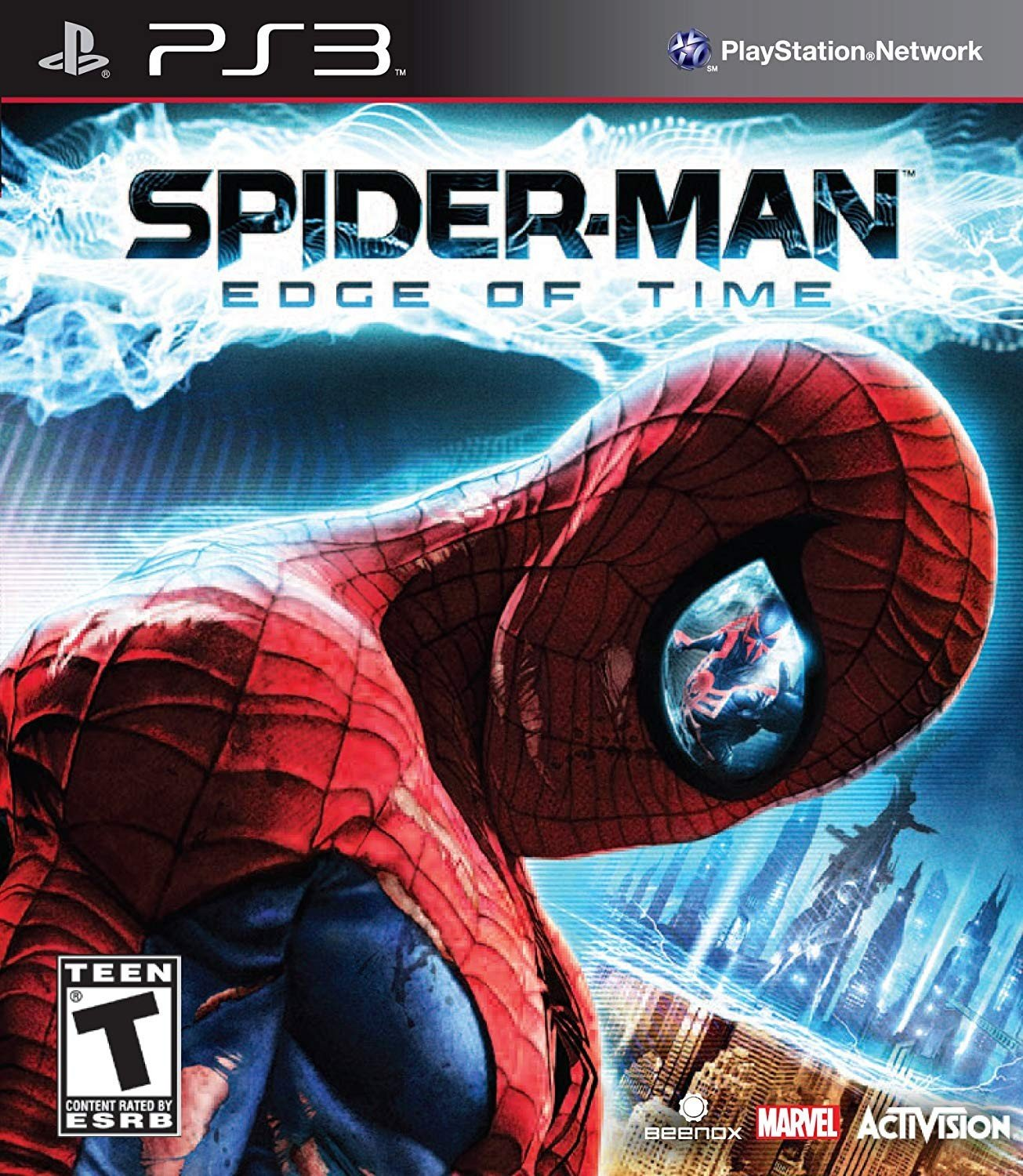 Spider Man: Edge of Time 蜘蛛侠:时空边缘