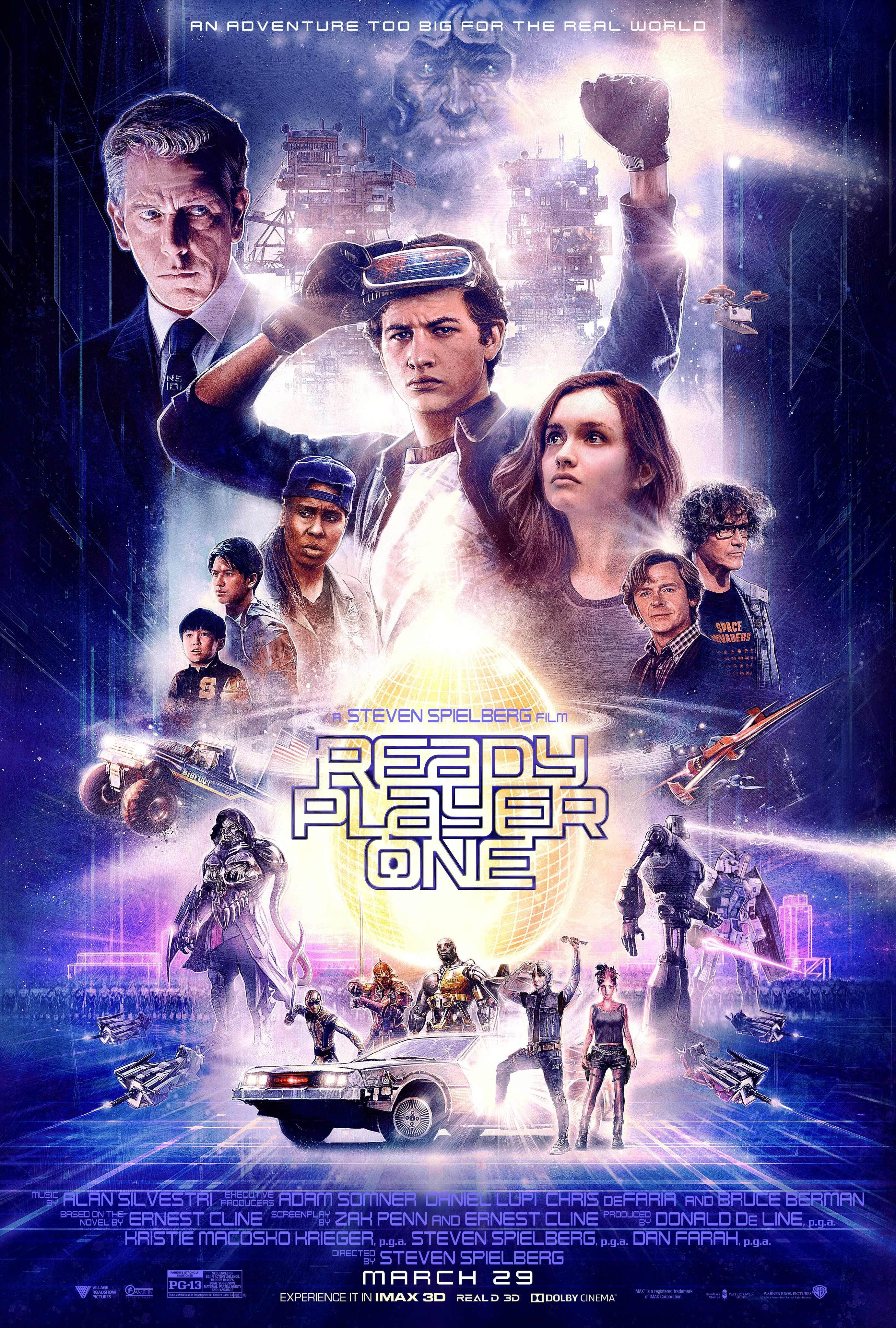 Ready Player One 头号玩家