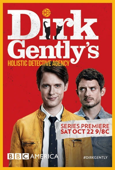 Dirk Gently's Holistic Detective Agency Season 1 全能侦探社 第一季