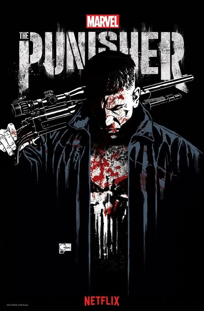The Punisher 惩罚者