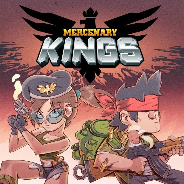 Mercenary Kings 佣兵之王