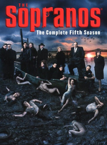 The Sopranos Season 5 黑道家族第五季