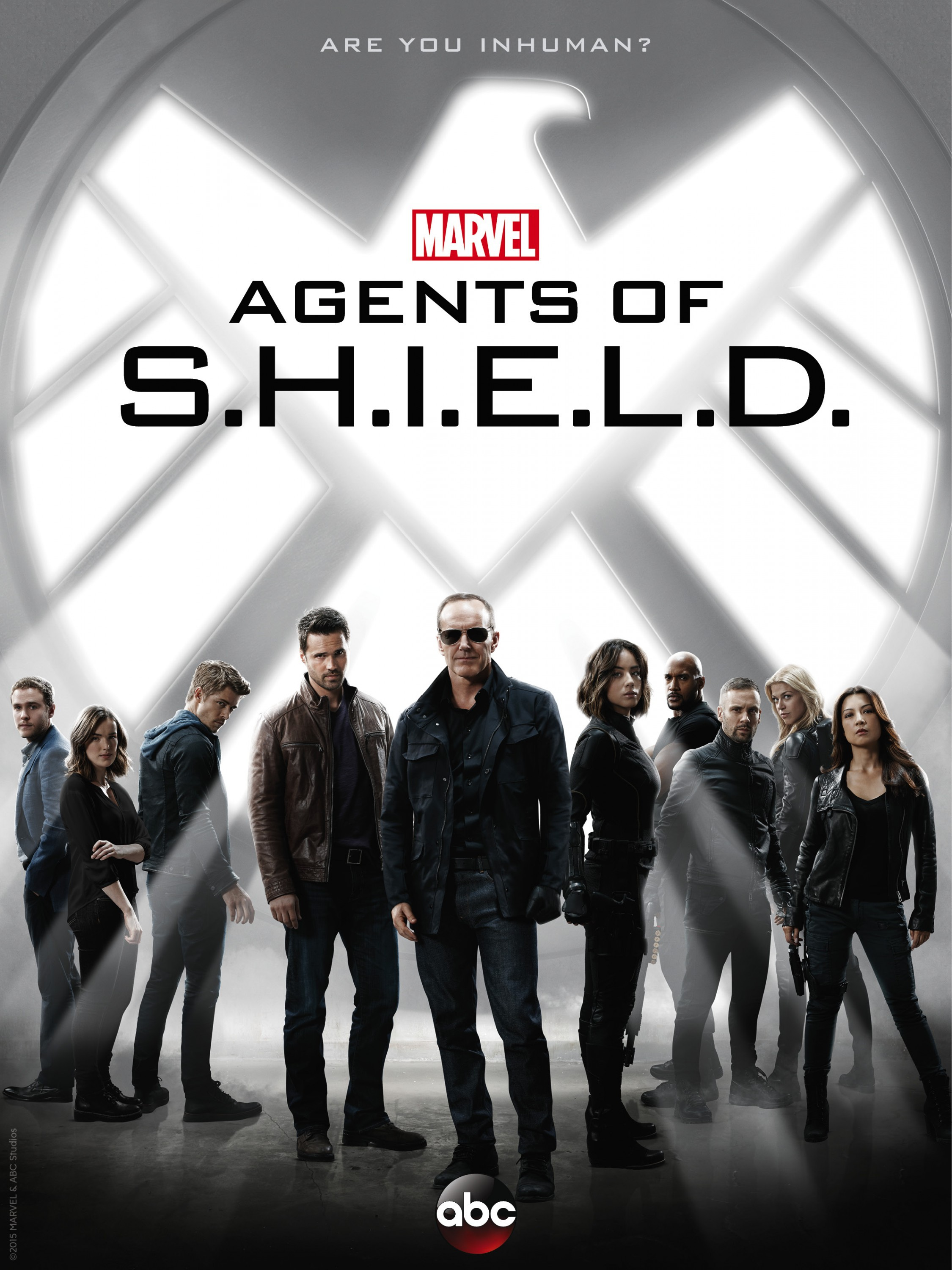Agents of S.H.I.E.L.D. (Season 3) 神盾局特工 第三季