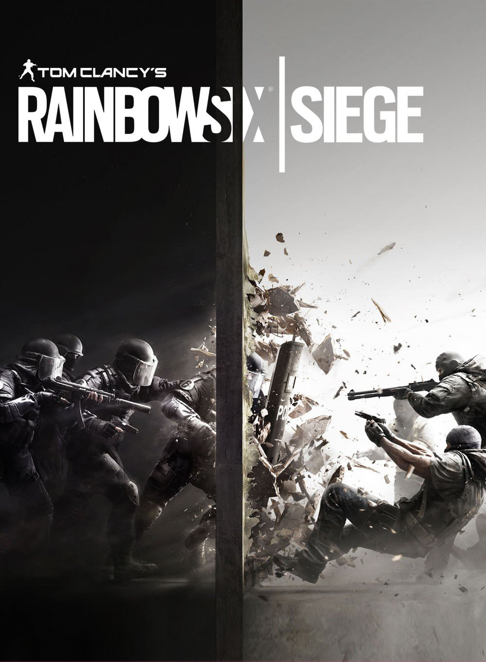 Tom Clancy's Rainbow Six Siege 彩虹六号:围攻