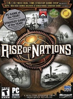 Rise of Nations 国家的崛起