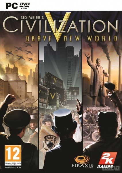 Civilization 5: Brave New World 文明5·美丽新世界