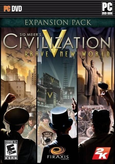 Sid Meier's Civilization V: Brave New World 文明5:美丽新世界