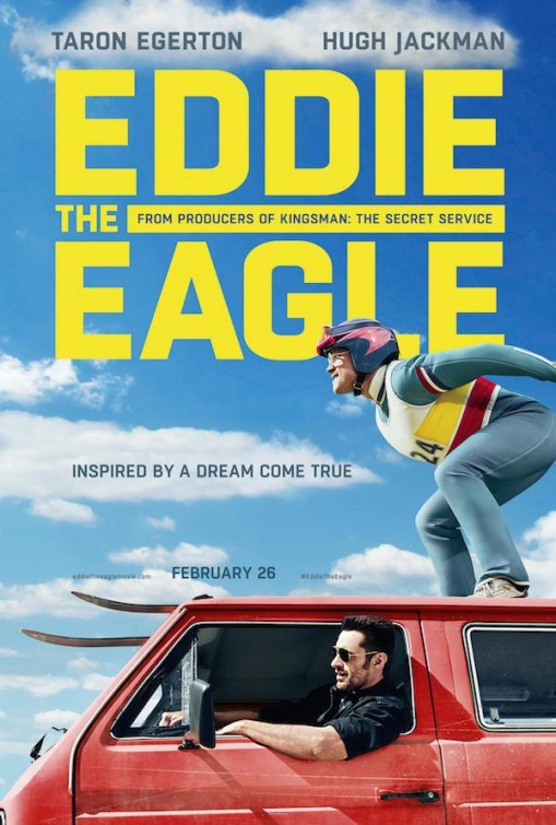 Eddie the Eagle 飞鹰艾迪