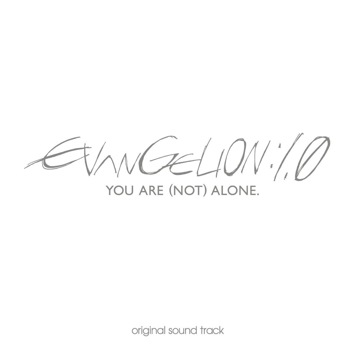 EVANGELION:1.0 YOU ARE (NOT) ALONE. original sound track