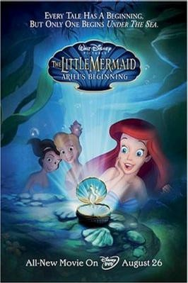 The Little Mermaid: Ariel's Beginning 小美人鱼3:爱丽儿的起源