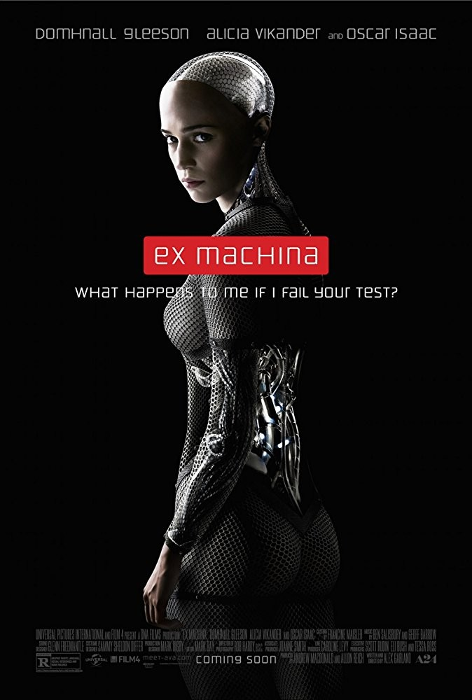 Ex Machina 机械姬