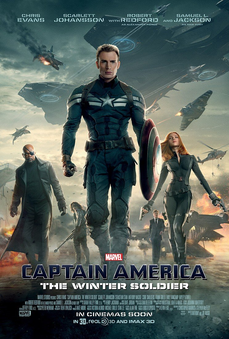 Captain America: The Winter Soldier 美国队长2