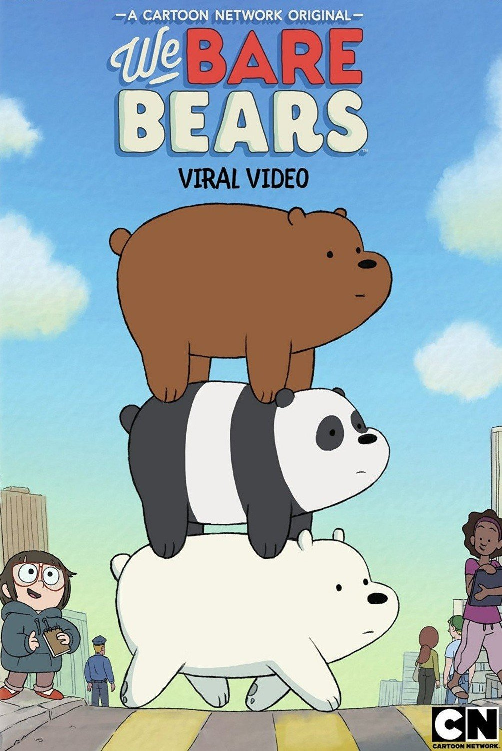 We Bare Bears Season 3 咱们裸熊 第三季