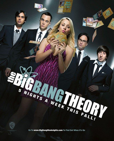 The Big Bang Theory (Season 5) 生活大爆炸 第五季